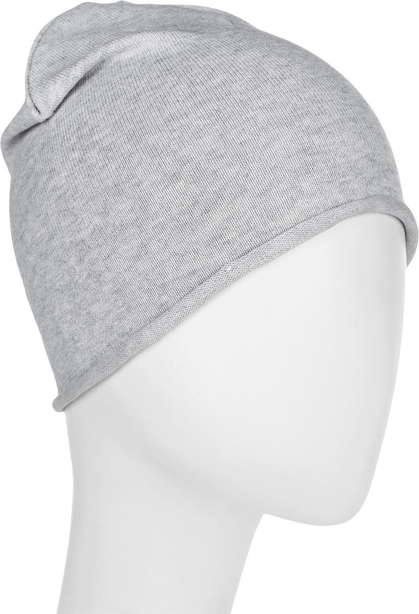 Шапка для девочки Button Blue, цвет: серый. 118BBGX73021900. Размер 56 button blue шапка для мальчика button blue