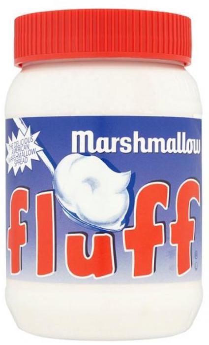 Fluff Marshmallows зефир кремовый со вкусом ванили, 213 г питание pediasure малоежка со вкусом ванили 200мл