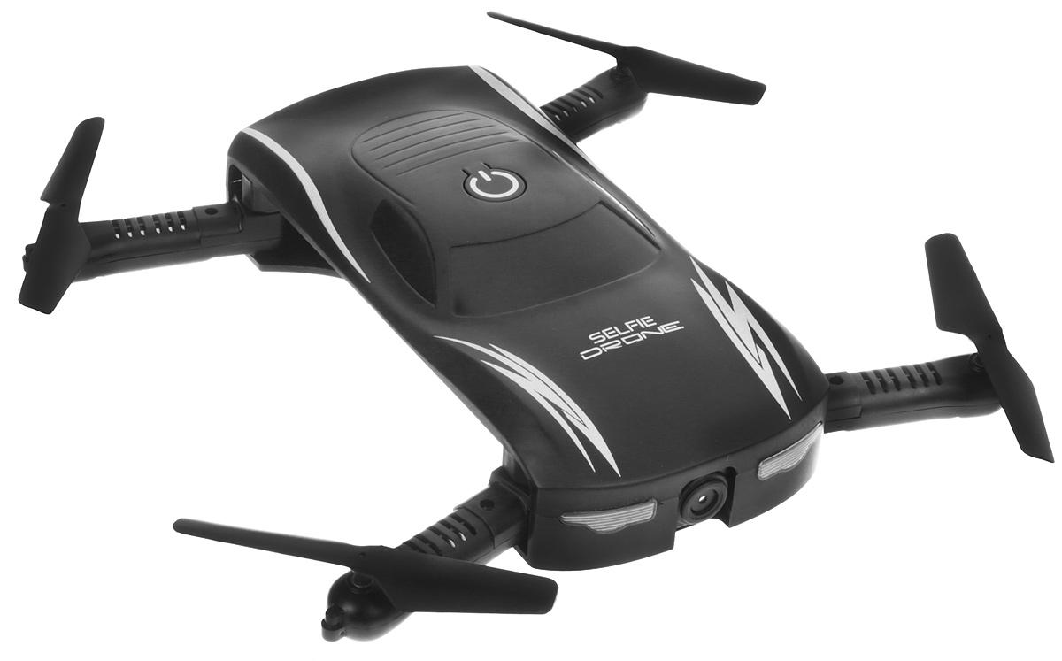 Xinlin Селфи-коптер на радиоуправлении X185 с камерой 0.3 MP