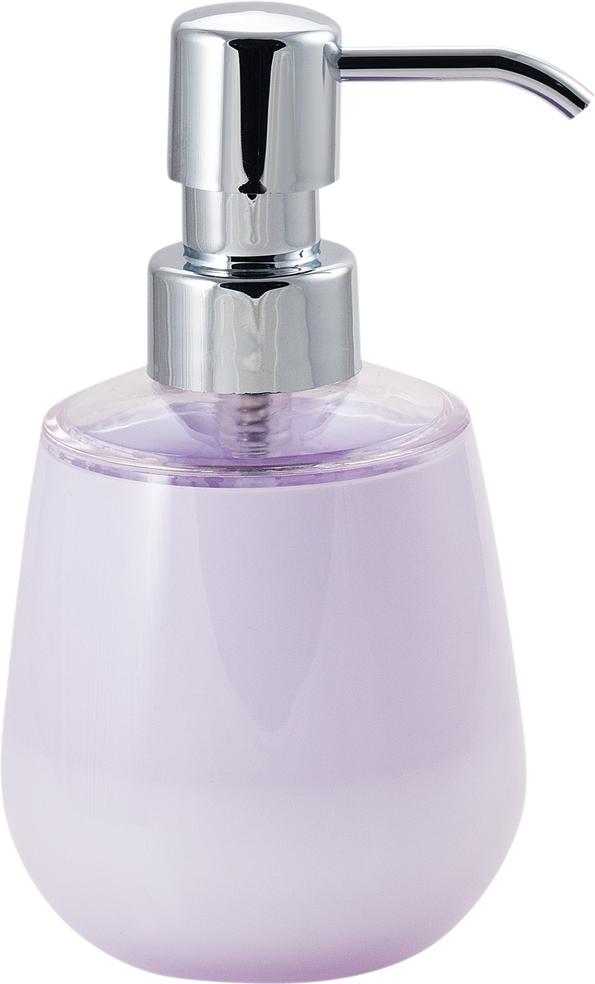 Диспенсер для мыла Swensa Rondo, цвет: белый, 250 млAC-3001A-WhiteДозатор для жидкого мыла Swensa Rondo — отличная альтернатива традиционной мыльнице. Сочетание емкости из акрила и хромированного «носика» выглядит просто, но, в то же время, стильно. Моющее средство (мыло или гель) выдается дозированно, а значит, существенно экономится. Благодаря компактному размеру, место для диспенсера найдется даже на небольшой полочке в ванной.