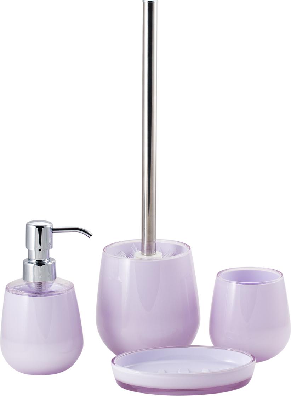 """Мыльница Swensa """"Rondo"""" поможет внести свежую нотку в продуманный интерьер ванной комнаты. Ребристое дно препятствует выскальзыванию и размоканию бруска мыла, а благодаря компактным размерам и овальной форме аксессуар легко размещается на стеклянной полке, бортике ванны или уголке раковины.Влагостойкое покрытие обеспечивает надежную защиту от повышенной влажности и воздействия высоких температур, продлевая срок службы изделия."""