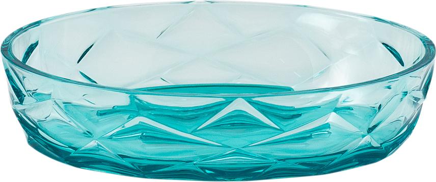 """Мыльница Swensa """"Asti"""" - прекрасный выбор для тех, кто ценит красоту и изящность даже в мелких деталях интерьера. Приятный цвет и контрастный рисунок с листвой превращает изделие в изысканный элемент декора. Она отлично сочетается с другими аксессуарами коллекции, элегантно смотрится в современных и классических ванных комнатах. Чашеобразная форма способствует удобному захвату мыла и легкости ухода."""
