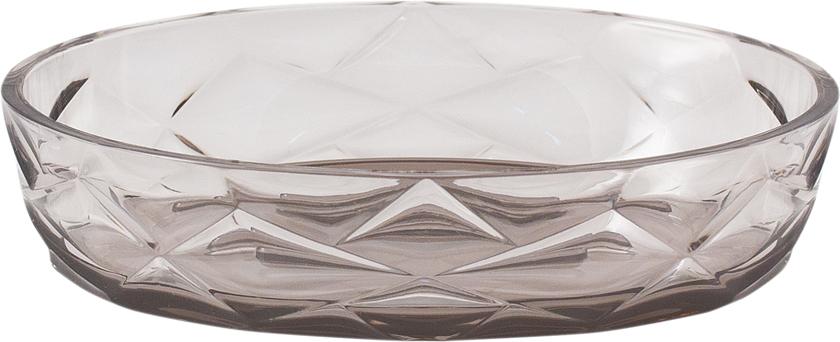 """Мыльница Swensa """"Asti"""" — прекрасный выбор для тех, кто ценит красоту и изящность даже в мелких деталях интерьера. Приятный цвет и контрастный рисунок с листвой превращает изделие в изысканный элемент декора. Она отлично сочетается с другими аксессуарами коллекции, элегантно смотрится в современных и классических ванных комнатах. Чашеобразная форма способствует удобному захвату мыла и легкости ухода."""