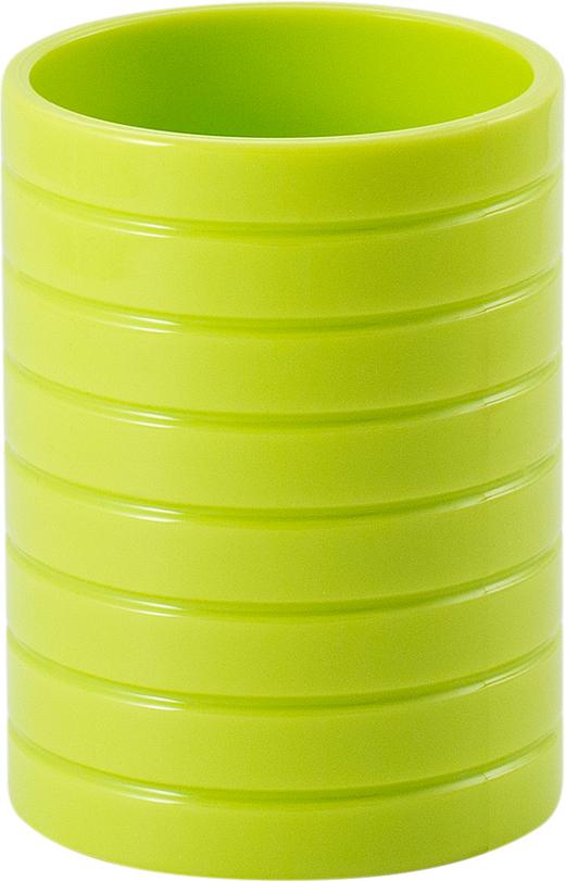 Стакан для ванной комнаты Swensa Trento, цвет: зеленый, 200 млSWP-0680GR-CСтакан для ванной комнаты Swensa Trento – элегантное и изысканное решение для ванной комнаты. Он целиком выполнен из пластика, что гарантирует прочность изделия и простоту ухода. Материал неприхотлив и не боится воздействия химических веществ. Изделие не выделяется на фоне других принадлежностей, оставаясь при этом уникальным и необычным.