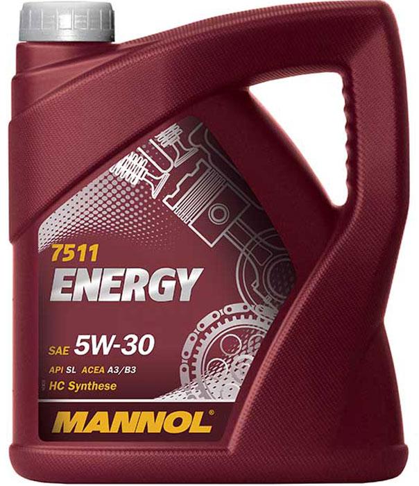 Масло моторное MANNOL Energy, 5W-30, полусинтетическое, 1 л4023MANNOL Energy 5W-30 – универсальное всесезонное гидросинтетическое моторное масло, предназначенное для современных бензиновых идизельных двигателей с турбонаддувом и без. Разработано с использованием специальной новой уникальной технологии снижения износа.MANNOL Energy обеспечивает высокую степень защиты. Гарантирует исключительную чистоту деталей двигателя. Эффективно экономит топливо.MANNOL Energy – это надежная работа двигателя в условиях высоких нагрузок, скоростей и частой смены температур.Допуски и соответствия ACEA A3/B4, VW 502.00/505.00, MB 229.3. Вязкость при -30°C: 5240 CP.Вязкость при 100°C: 11,18 CSt. Вязкость при 40°C: 66,37 CSt. Индекс вязкости: 161. Плотность при 15°C: 852 kg/m3. Температура вспышки COC: 224 °C. Температура застывания: -45 °C. Щелочное число: 8,22 gKOH/kg. Товар сертифицирован.
