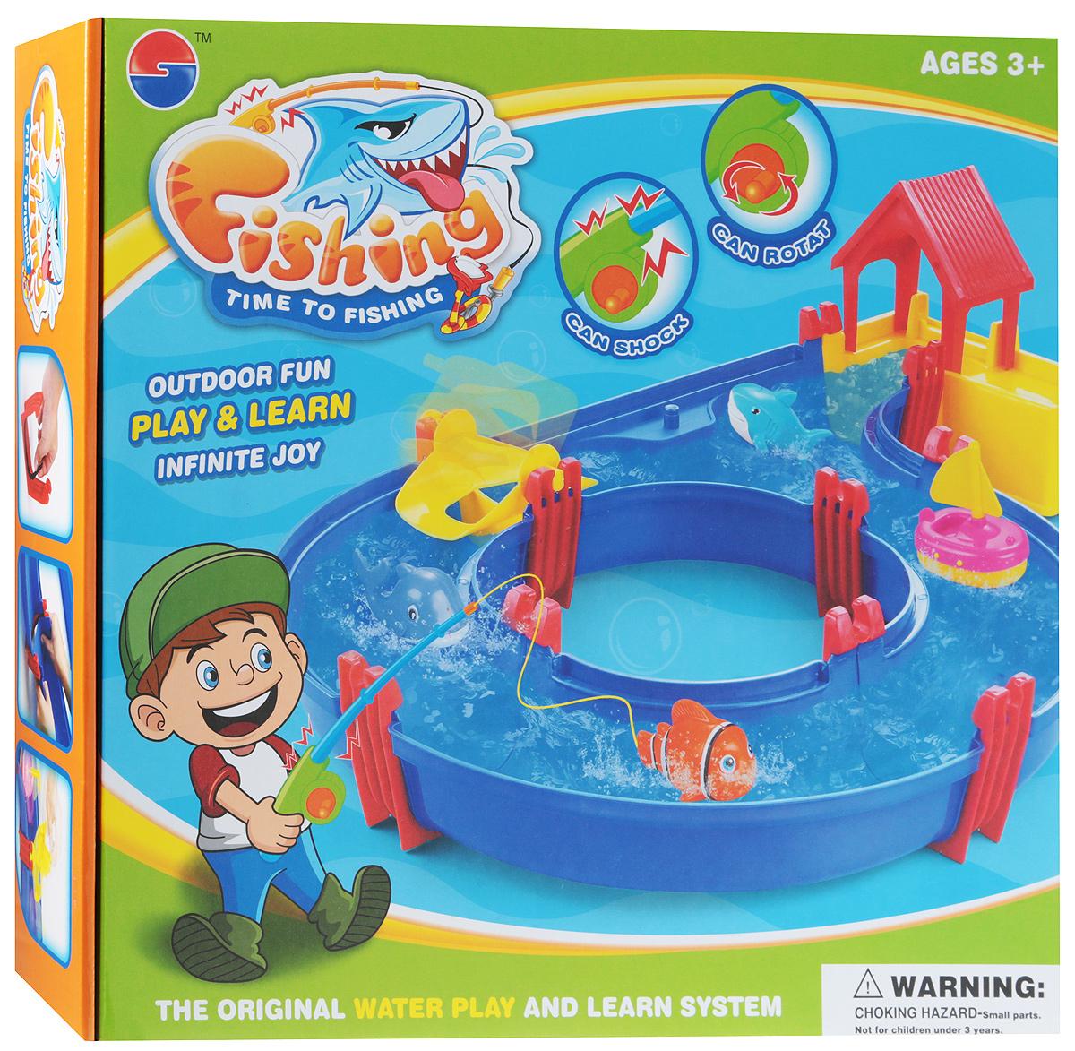 Concord Toys Игровой набор Кораблик L игровой набор playmates toys патрульные багги леонардо и донателло