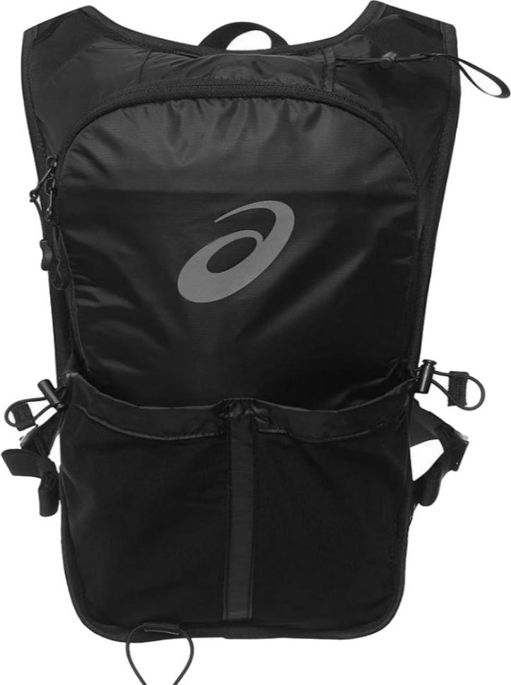 Рюкзак спортивный Asics Hydration Vest, цвет: черный. 142207-0904