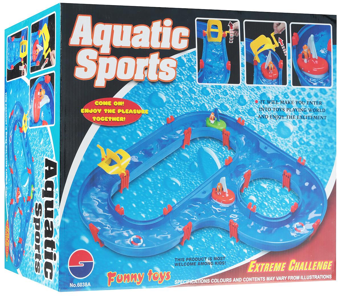 Concord Toys Игровой набор Кораблик XL игровой набор playmates toys патрульные багги леонардо и донателло