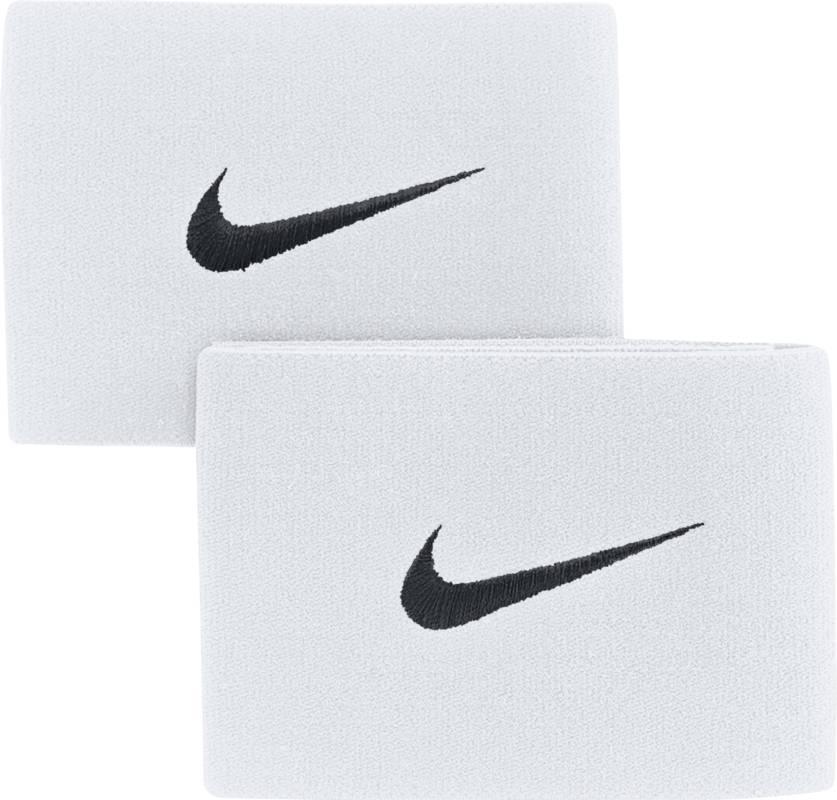 Фиксатор для щитков Nike  Guard II , цвет: белый - Командные виды спорта
