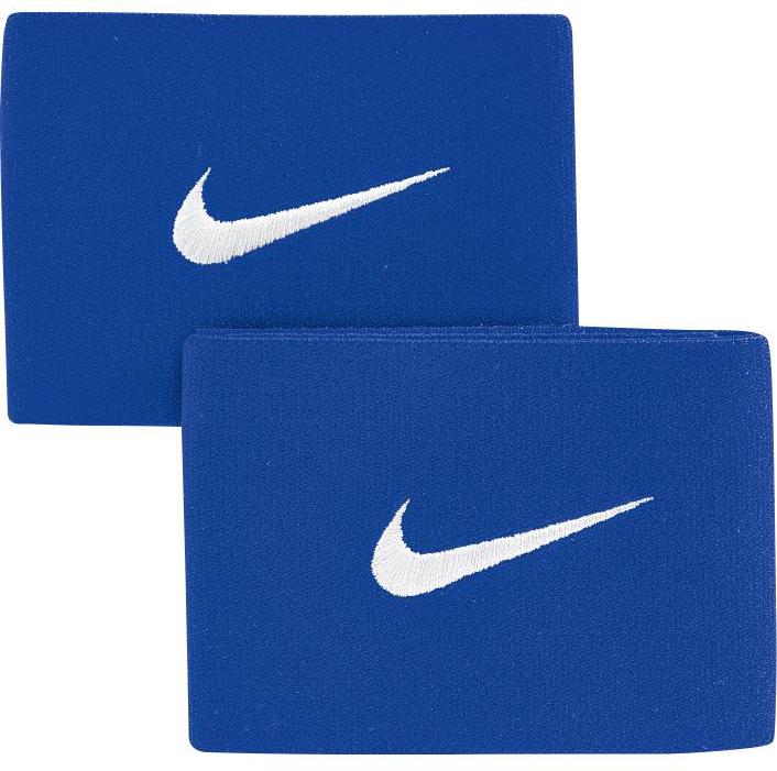 Фиксатор для щитков Nike Guard II, цвет: голубой чулок д щитков nike guard lock elite sleeve su12 se0173 011 s чёрный