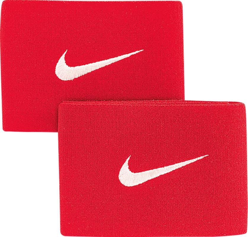 Фиксатор для щитков Nike Guard II, цвет: красный чулок д щитков nike guard lock elite sleeve su12 se0173 011 s чёрный