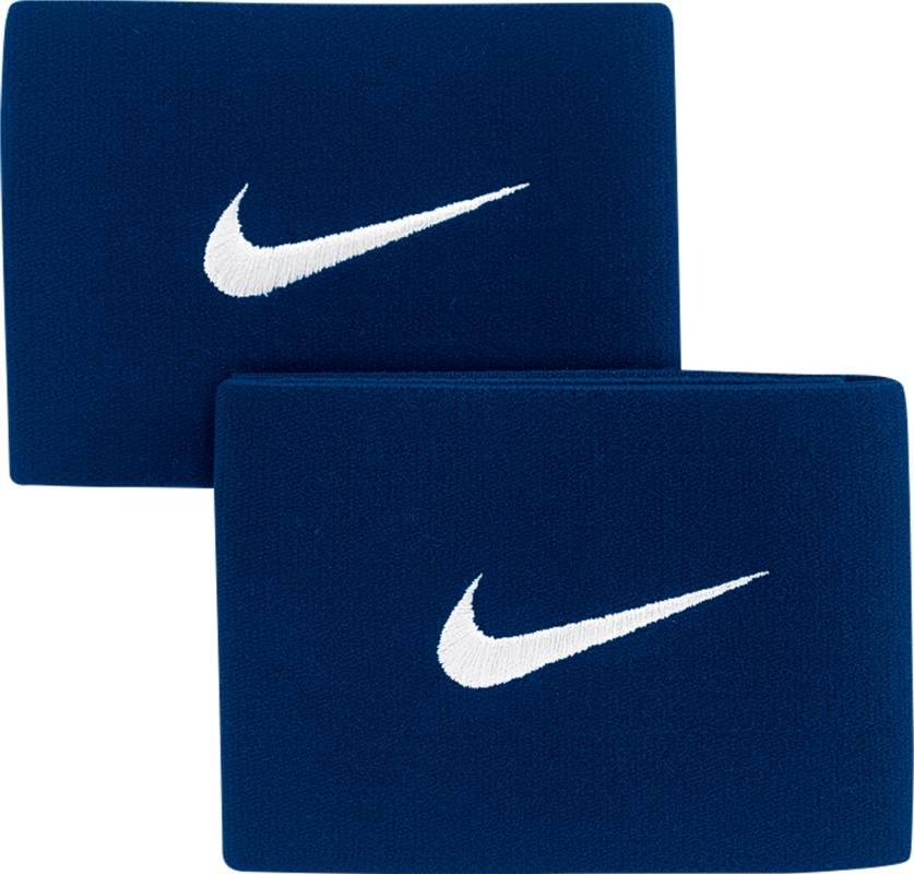 Фиксатор для щитков Nike  Guard II , цвет: синий - Командные виды спорта