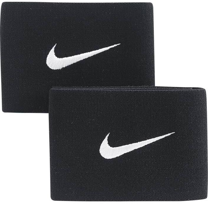 Фиксатор для щитков Nike Guard II, цвет: черный чулок д щитков nike guard lock elite sleeve su12 se0173 011 s чёрный