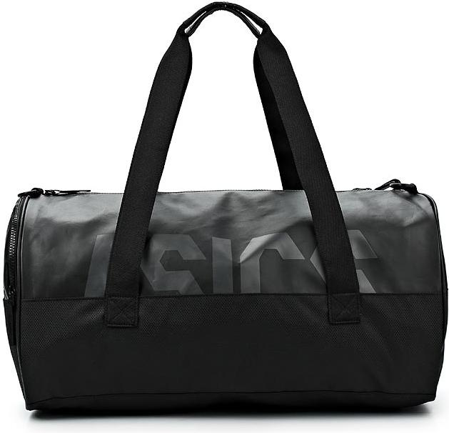 Сумка спортивная Asics Tr Core Holdall L, цвет: черный. 155005-0904