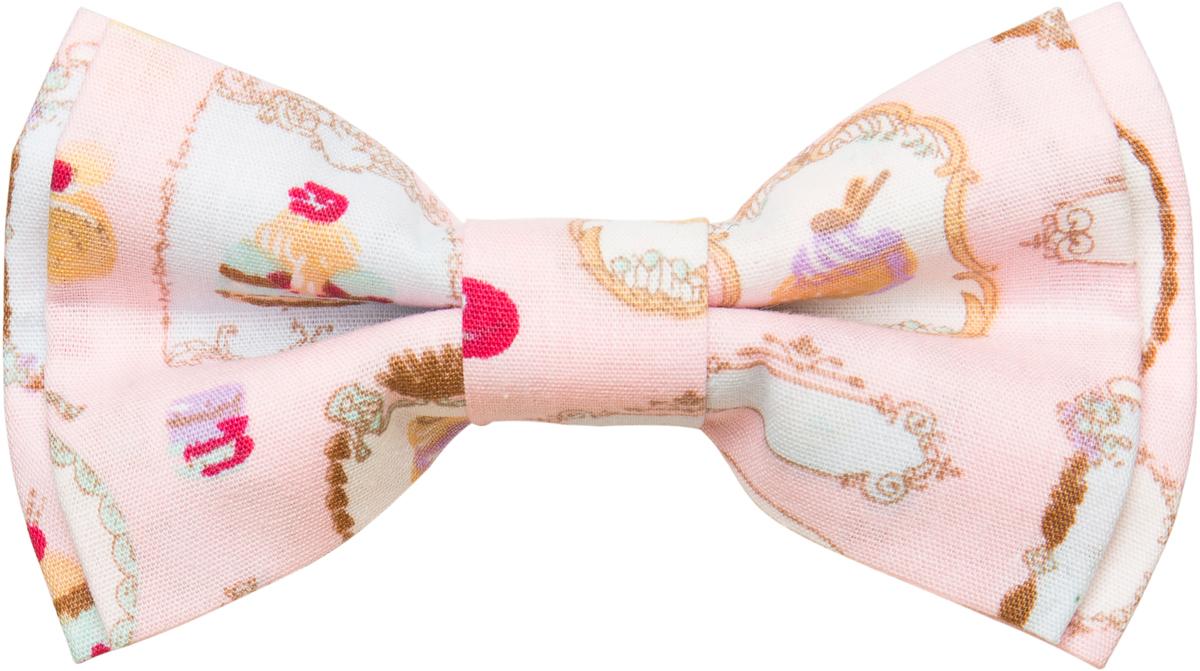 Галстук-бабочка для мальчика Malina By Андерсен, цвет: розовый. 01732бс00. Размер универсальный