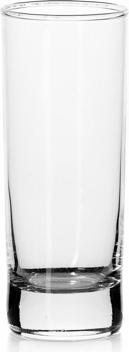 Набор стаканов для коктейлей Pasabahce Side, 210 мл, 6 шт набор стаканов для сока pasabahce tango 6 преметов