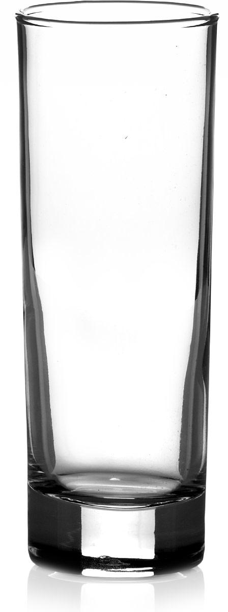 Стакан Pasabahce Сиде, 290 мл. 42469SLB42469SLBСтакан SIDE, V-290 мл, h-170 мм, прозрачное стекло