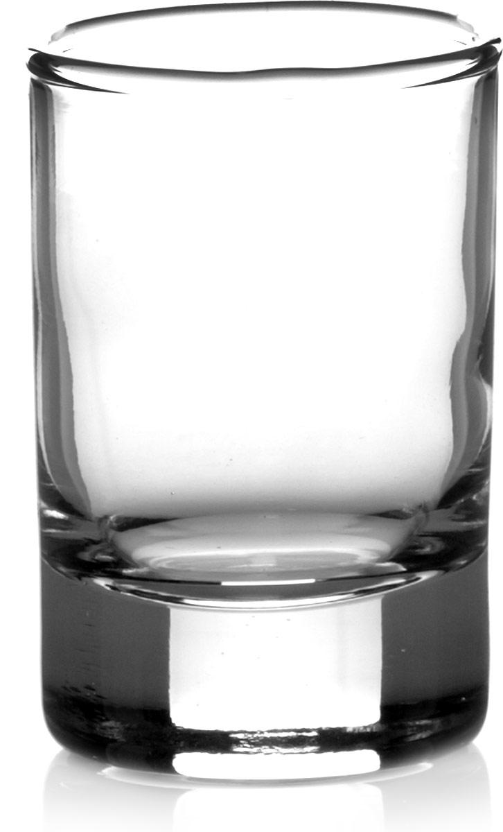 Стакан Pasabahce Сиде, 60 мл42484SLBСтакан SIDE, V-60 мл, h-70 мм, прозрачное стекло