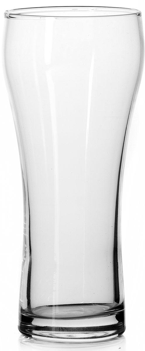 """Набор Pasabahce """"Pub"""" состоит из двух стаканов, выполненных из прочного  натрий-кальций-силикатного стекла. Стаканы, оснащенные утолщенным дном, предназначены для подачи пива.  Такой набор прекрасно подойдет для любителей пенного напитка.    Можно мыть в посудомоечной машине и использовать в микроволновой печи.  Высота стакана: 22 см."""