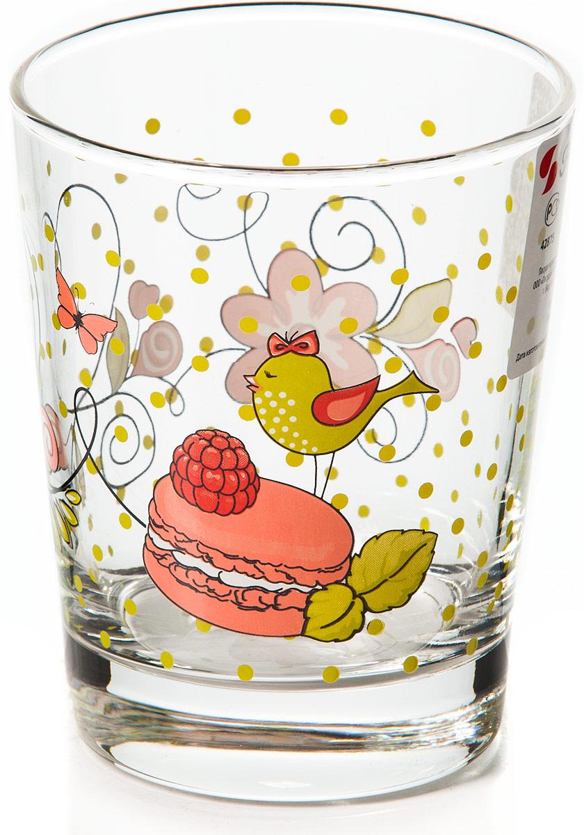 Стакан Pasabahce Дольче, 275 мл стакан pasabahce плэже цвет прозрачный 480 мл