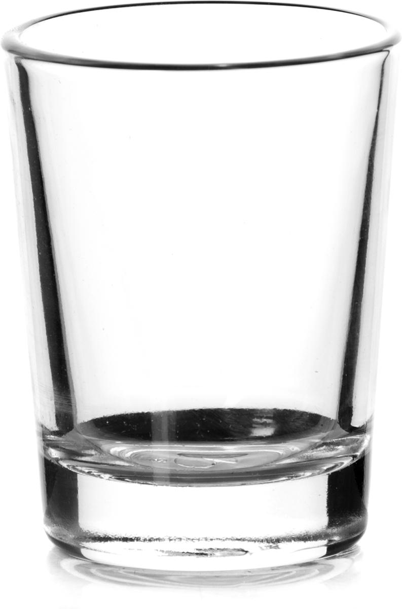 """Стопка Pasabahce """"Алания"""" выполнена из силикатного стекла.  Объем: 60 мл."""