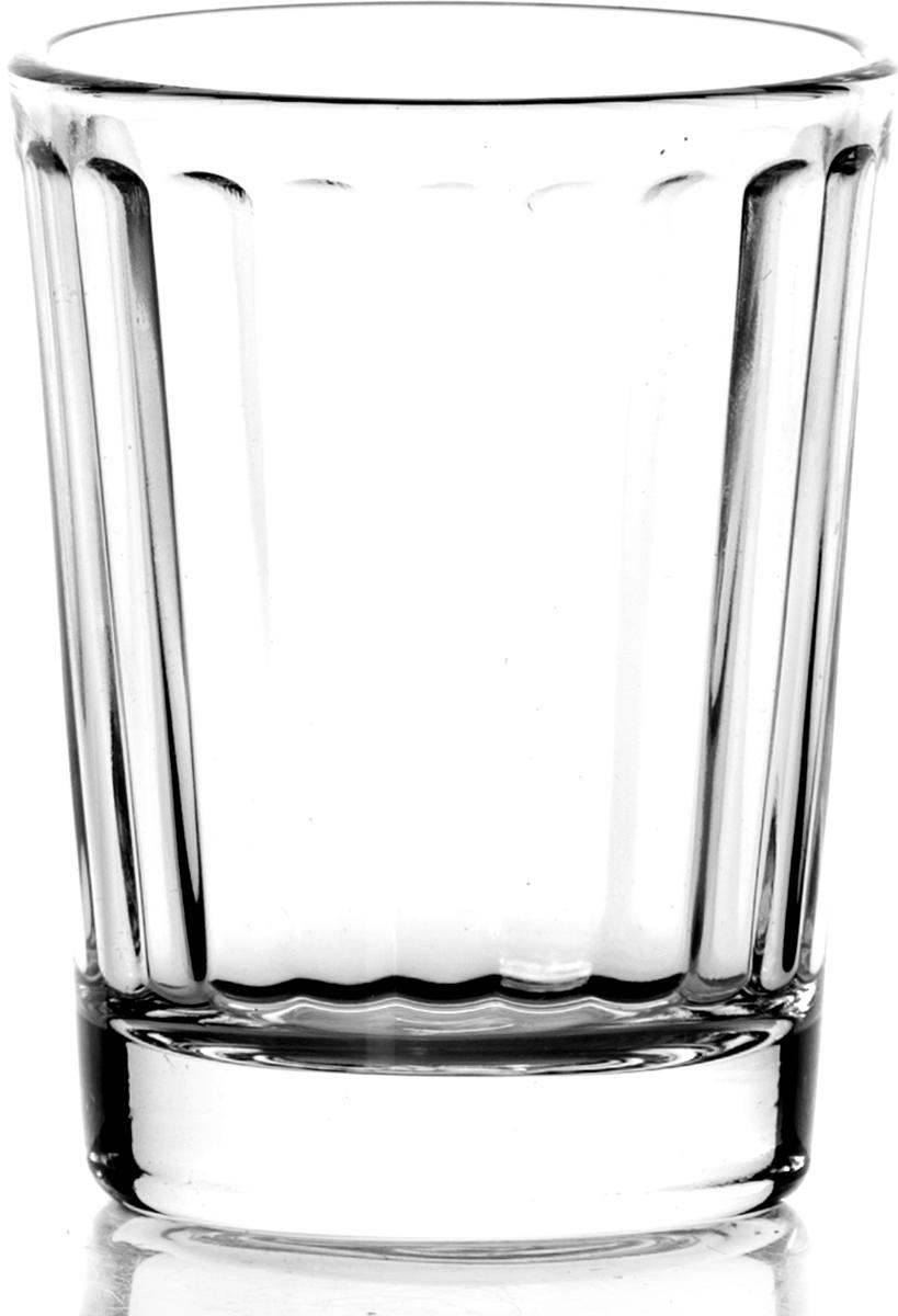 Набор стопок Pasabahce Оптика, 60 мл, 6 шт стакан pasabahce оптика 60 мл