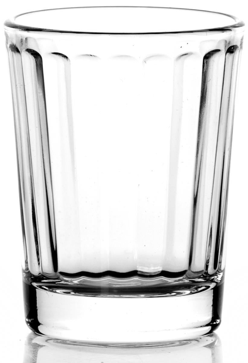 Стакан Pasabahce Оптика, 60 мл стакан pasabahce оптика 60 мл