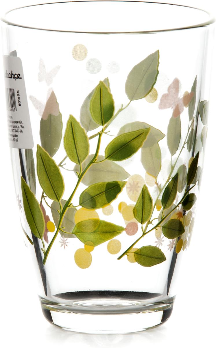 """Стакан Pasabahce """"Баттерфлайс"""" выполнен из силикатного стекла.  Высота стакана - 120 мм. Диаметр - 80 мм."""