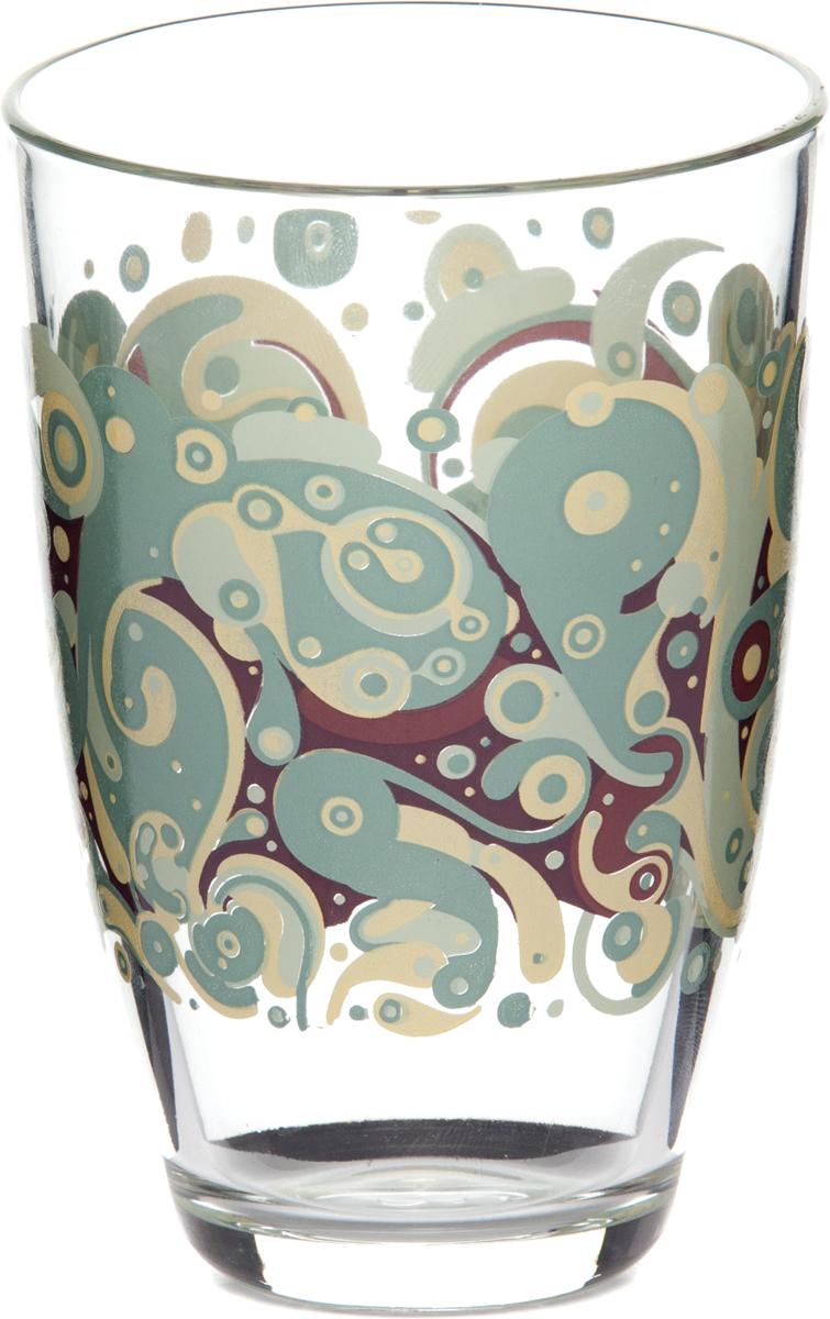 Стакан Pasabahce Красота - Домашний, 360 мл52555SLBD25Стакан Pasabahce Красота - Домашний выполнен из силикатного стекла.Стакан прозрачный с разноцветным рисунком.Высота стакана - 120 мм, диаметр - 85 мм.