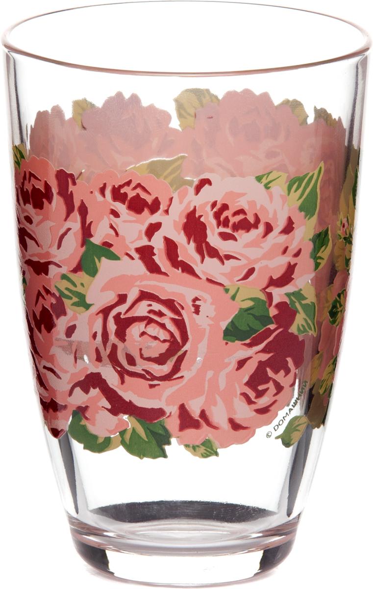 Стакан Pasabahce Пионы - Домашний, 360 мл52555SLBD27Стакан Pasabahce Пионы - Домашний выполнен из силикатного стекла. Стакан прозрачный с красными цветами. Высота стакана - 120 мм, диаметр - 85 мм.