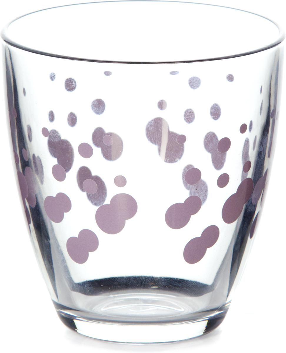 """Стакан Pasabahce """"Джаз"""" выполнен из силикатного стекла.  Объем: 285 мл.  Высота стакана - 90 мм, диаметр - 85 мм."""
