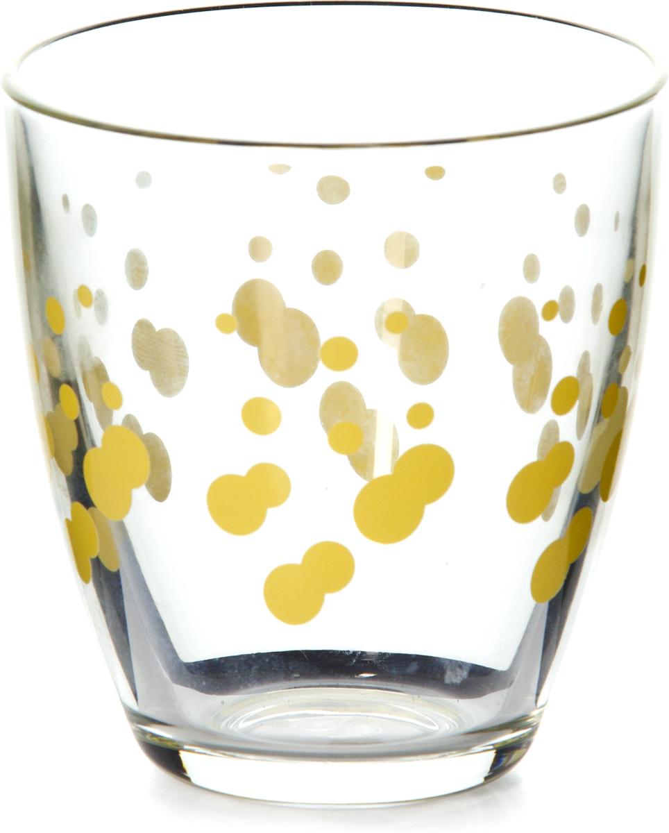 Стакан Pasabahce Джаз, цвет: желтый, 285 мл52645SLBD5Стакан Pasabahce Джаз выполнен из силикатного стекла.Высота стакана - 90 мм, диаметр - 85 мм.