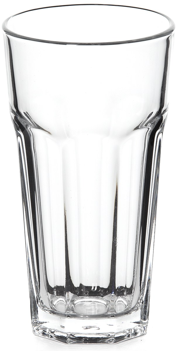 Стакан Pasabahce Касабланка, 365 мл52706SLBTСтакан Pasabahce Касабланка выполнен из силикатного стекла. Объем - 365 мл. Высота стакана - 150 мм, диаметр - 80 мм.