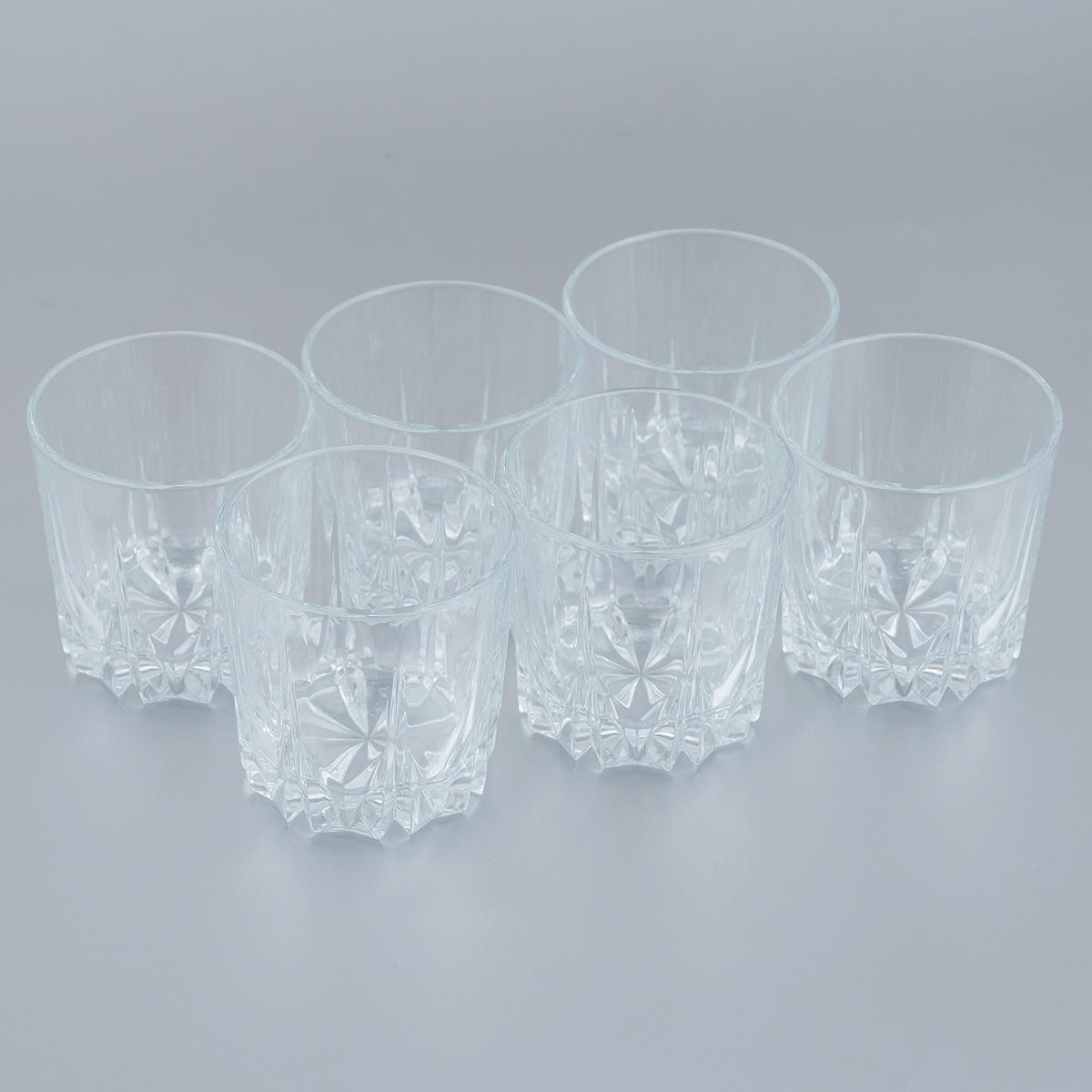 Набор стаканов для сока Pasabahce Карат, 200 мл, 6 шт набор стаканов для сока pasabahce tango 6 преметов