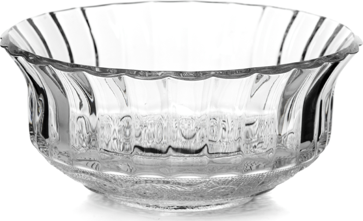 Салатник Pasabahce Конья, диаметр 22,2 см53318BСалатник Конья изготовлен из прозрачного рифленого стекла. Салатник с оригинальным дизайном прекрасно впишется в интерьер вашей кухни и станет достойным дополнением к кухонному инвентарю. Можно использовать как фруктовницу и конфетницу.