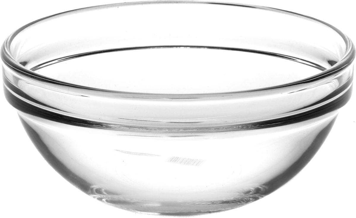 Салатник Pasabahce Шефс, диаметр 23 см53583SLBСалатник Шефс выполнен из прочного натрий-кальций-силикатного стекла. Такой салатник отлично подойдет для сервировки закусок, нарезок, салатов и других блюд.Можно мыть в посудомоечной машине и использовать в микроволновой печи.
