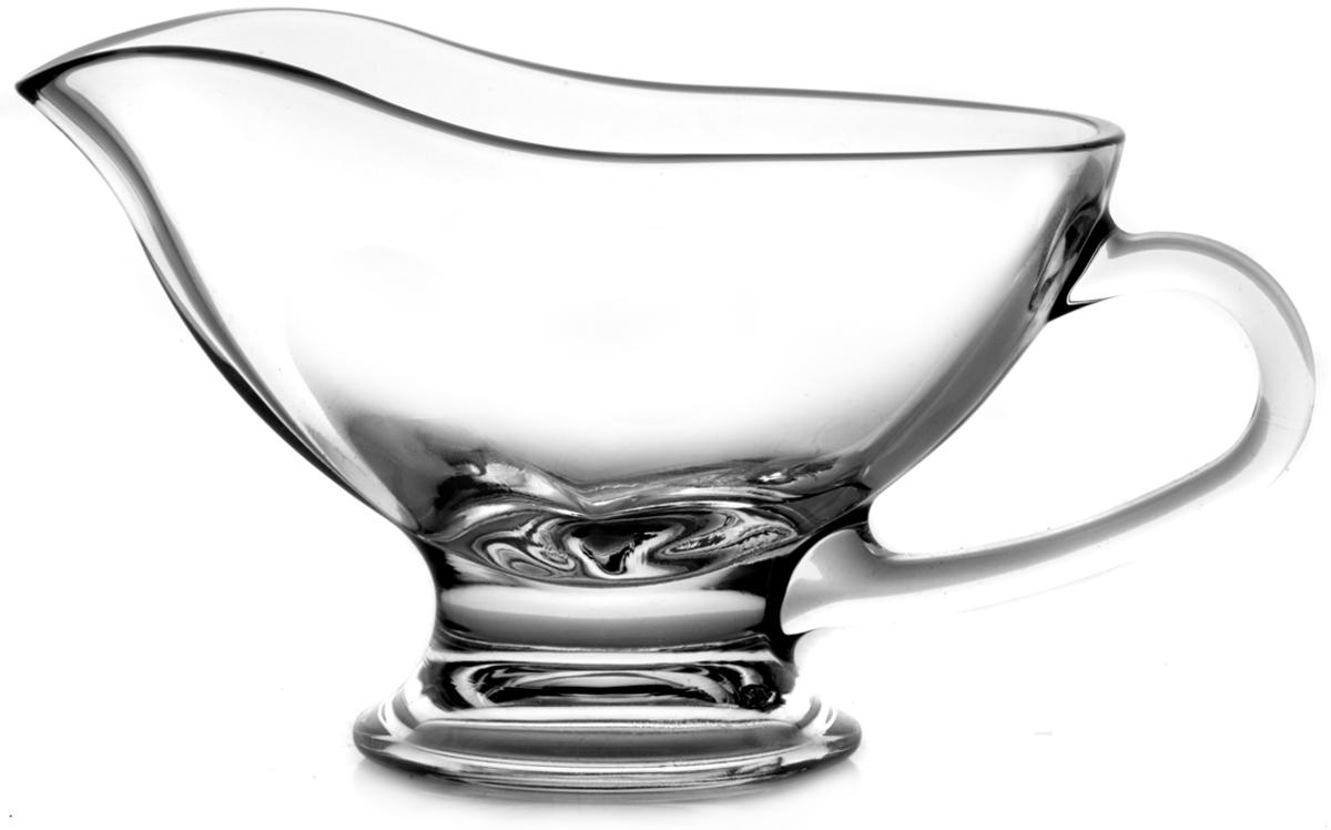 """Соусник Pasabahce """"Бэйсик"""" изготовлен из прочного натрий-кальций-силикатного  стекла. Благодаря этому соуснику вы всегда сможете красиво и эстетично подать  соус к столу. Изделие придется по вкусу и ценителям классики, и тем, кто предпочитает  утонченность и изящность."""