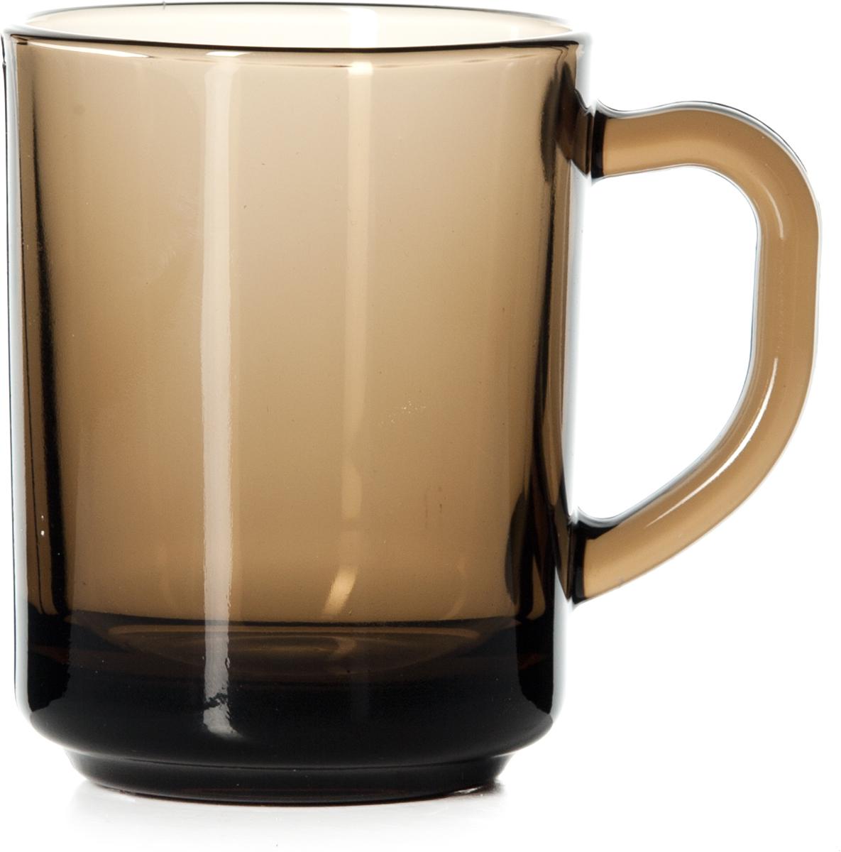 Набор кружек Pasabahce Bronze, 250 мл, 2 шт55029BZTНабор Pasabahce Bronze состоит из двух кружек с удобными ручками, выполненных из прочного натрий-кальций-силикатного стекла. Изделия хорошо удерживают тепло, не нагреваются. Посуда Pasabahce будет радовать вас оригинальным дизайном и качеством изготовления.