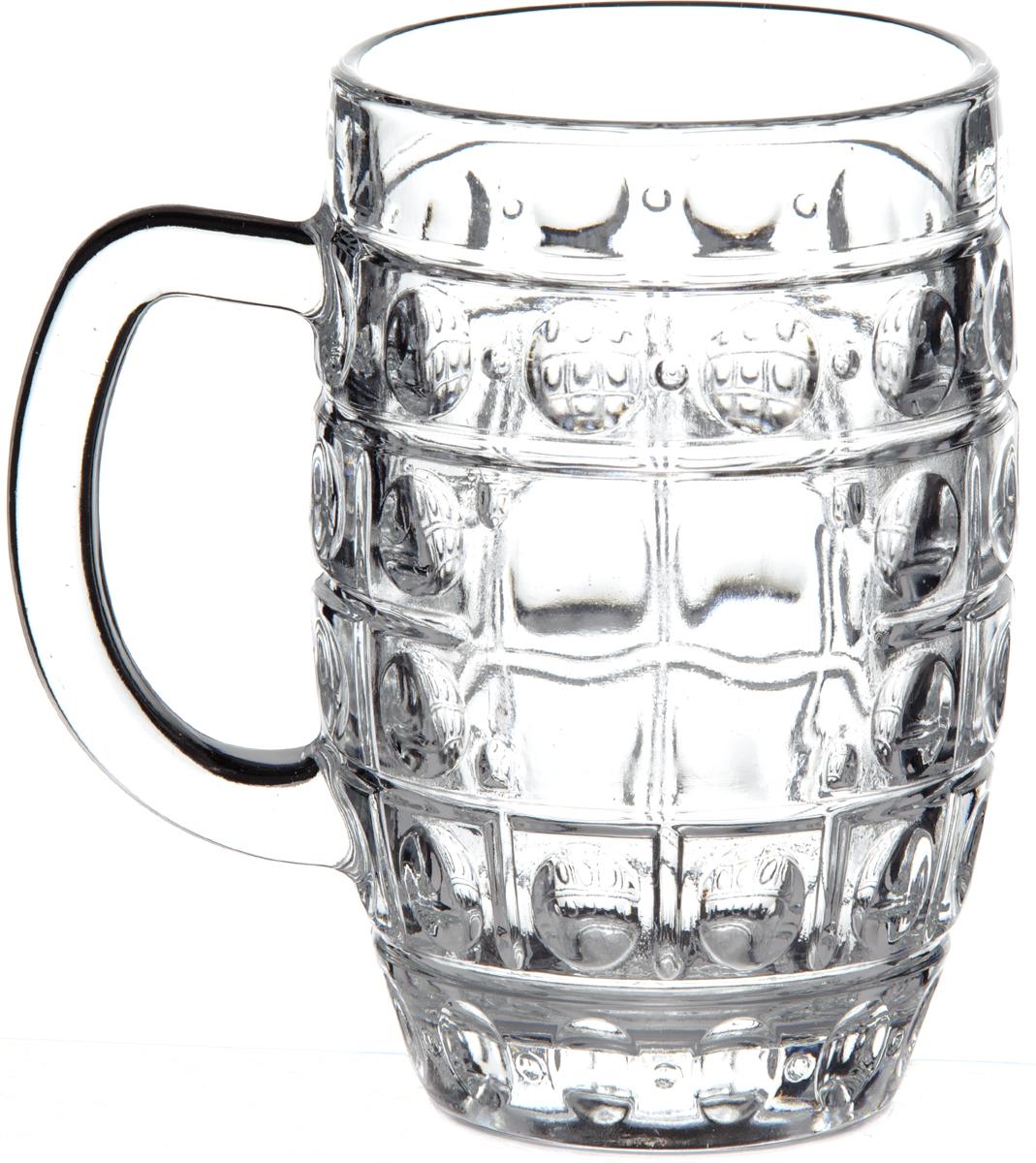 Набор кружек для пива Pasabahce Pub, 520 мл, 2 шт55279BНабор Pasabahce Pub состоит из двух кружек, выполненных из прочного натрий-кальций-силикатного стекла. Кружки оснащены ручками и прекрасно подходят для подачи пива. Функциональность, практичность и стильный дизайн сделают набор прекрасным дополнением к вашей коллекции посуды.