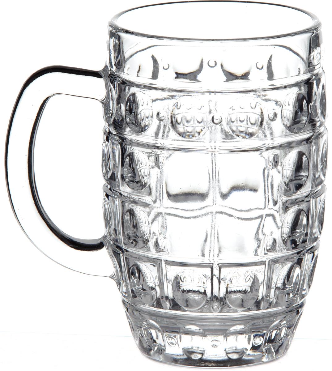 """Пивная кружка Pasabahce """"Паб"""" идеально подходит для сервировки стола. Кружка не только украсит ваш кухонный стол, но и подчеркнет прекрасный вкус."""