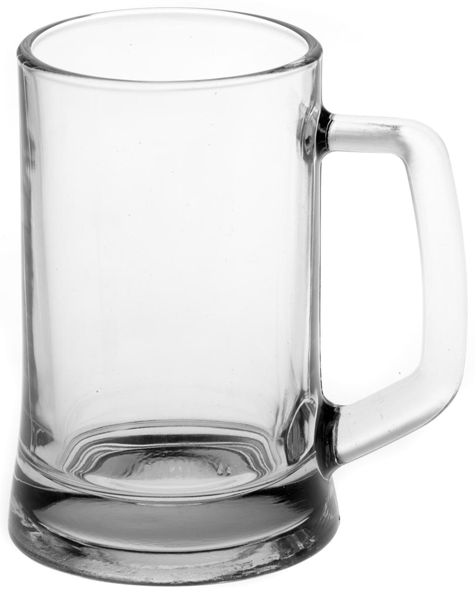 """Набор Pasabahce """"Pub"""" состоит из двух кружек, выполненных из прочного натрий-кальций-силикатного стекла. Кружки оснащены ручками и прекрасно подходят для подачи пива. Функциональность, практичность и стильный дизайн сделают набор прекрасным дополнением к вашей коллекции посуды."""