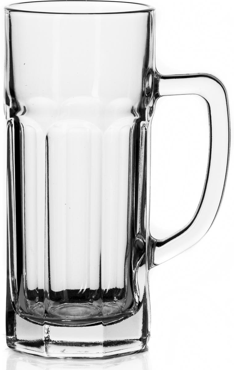 Кружка Pasabahce Касабланка, 510 мл55369SLBКружка Pasabahce Casablanca изготовленна из прочного натрий-кальций-силикатного стекла. Изделие предназначено для подачи пива и других напитков. Кружка сочетает в себе элегантный дизайн и функциональность, идеально подойдет для сервировки стола и станет отличным подарком к любому празднику.Можно мыть в посудомоечной машине, а также использовать в микроволновой печи, холодильнике и морозильной камере.