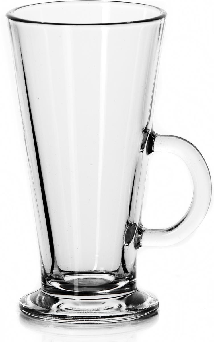 Кружка Pasabahce Паб, 263 мл55861SLBTКружка Pasabahce Паб с ручкой из прозрачного стекла идеально подходит для сервировки стола. Кружка не только украсит ваш кухонный стол, но и подчеркнет прекрасный вкус хозяйки.