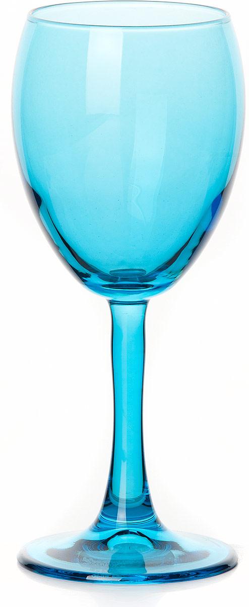 Бокал Pasabahce Энжой Блю, 240 мл44799SLBD2Бокал Pasabahce Энжой Блю изготовлен из качественного силикатного стекла, которое отличается прочностью и износостойкостью. Бокал предназначен для подачи вина. Он сочетает в себе элегантный дизайн и функциональность.Благодаря такому бокалу пить напитки будет еще вкуснее. Бокал Pasabahce Энжой Блю прекрасно оформит праздничный стол и создаст приятную атмосферу за романтическим ужином.Изготовлен из синего стекла.