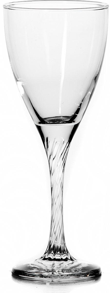 Бокал Pasabahce Твист, 205 мл44372SLBБокал Pasabahce Твист изготовлен из качественного силикатного стекла, которое отличается прочностью и износостойкостью. Бокал предназначен для подачи вина. Он сочетает в себе элегантный дизайн и функциональность.Благодаря такому бокалу пить напитки будет еще вкуснее. Бокал Pasabahce Твист прекрасно оформит праздничный стол и создаст приятную атмосферу за романтическим ужином.Высота бокала 19 см.
