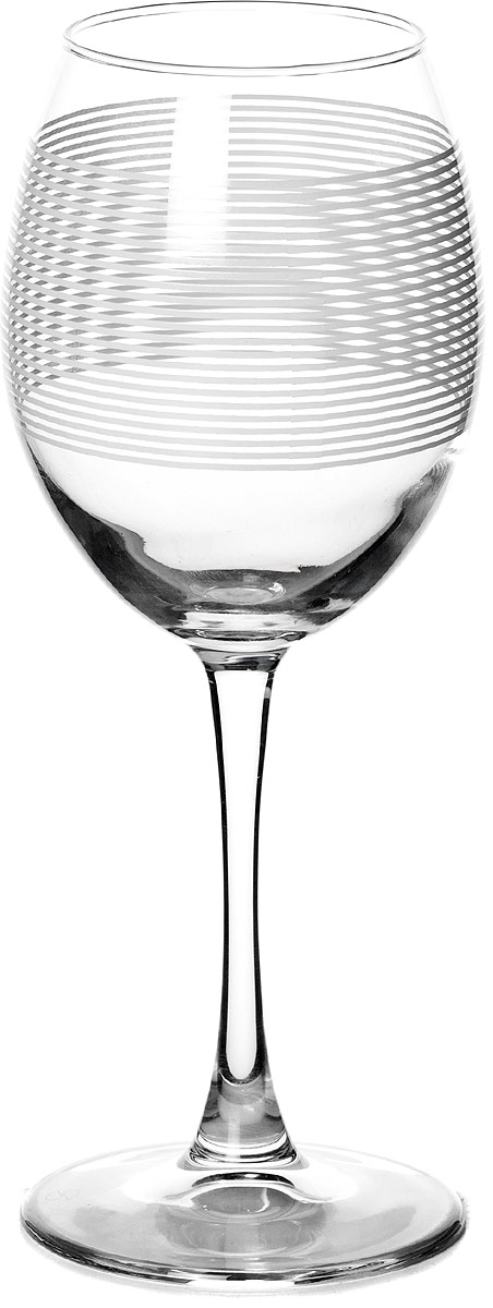 Бокал Pasabahce Лотта, 440 мл44728SLBD14Бокал Pasabahce Лотта изготовлен из качественного силикатного стекла, которое отличается прочностью и износостойкостью. Бокал предназначен для подачи вина. Он сочетает в себе элегантный дизайн и функциональность.Благодаря такому бокалу пить напитки будет еще вкуснее. Бокал Pasabahce Лотта прекрасно оформит праздничный стол и создаст приятную атмосферу за романтическим ужином.Высота бокала: 22,5 см.