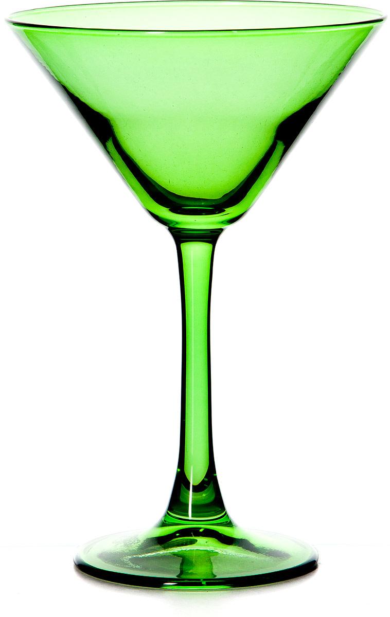 """Бокал Pasabahce """"Энжой Грин""""  изготовлен из качественного силикатного стекла, которое отличается прочностью и износостойкостью. Бокал предназначен для подачи мартини. Он сочетает в себе элегантный дизайн и функциональность.  Благодаря такому бокалу пить напитки будет еще вкуснее. Бокал Pasabahce """"Энжой Грин"""" прекрасно оформит праздничный стол и создаст приятную атмосферу за романтическим ужином.  Высота бокала: 17 см."""