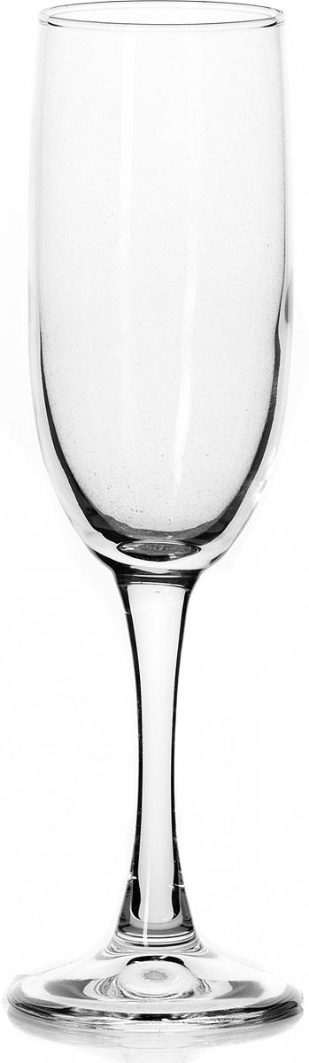Бокал Pasabahce Империал Плюс, 150 мл44819SLBБокал Pasabahce Империал Плюс изготовлен из качественного силикатного стекла, которое отличается прочностью и износостойкостью. Бокал предназначен для подачи шампанского. Он сочетает в себе элегантный дизайн и функциональность.Благодаря такому бокалу пить напитки будет еще вкуснее. Бокал Pasabahce Империал Плюс прекрасно оформит праздничный стол и создаст приятную атмосферу за романтическим ужином.Высота бокала 20 см.