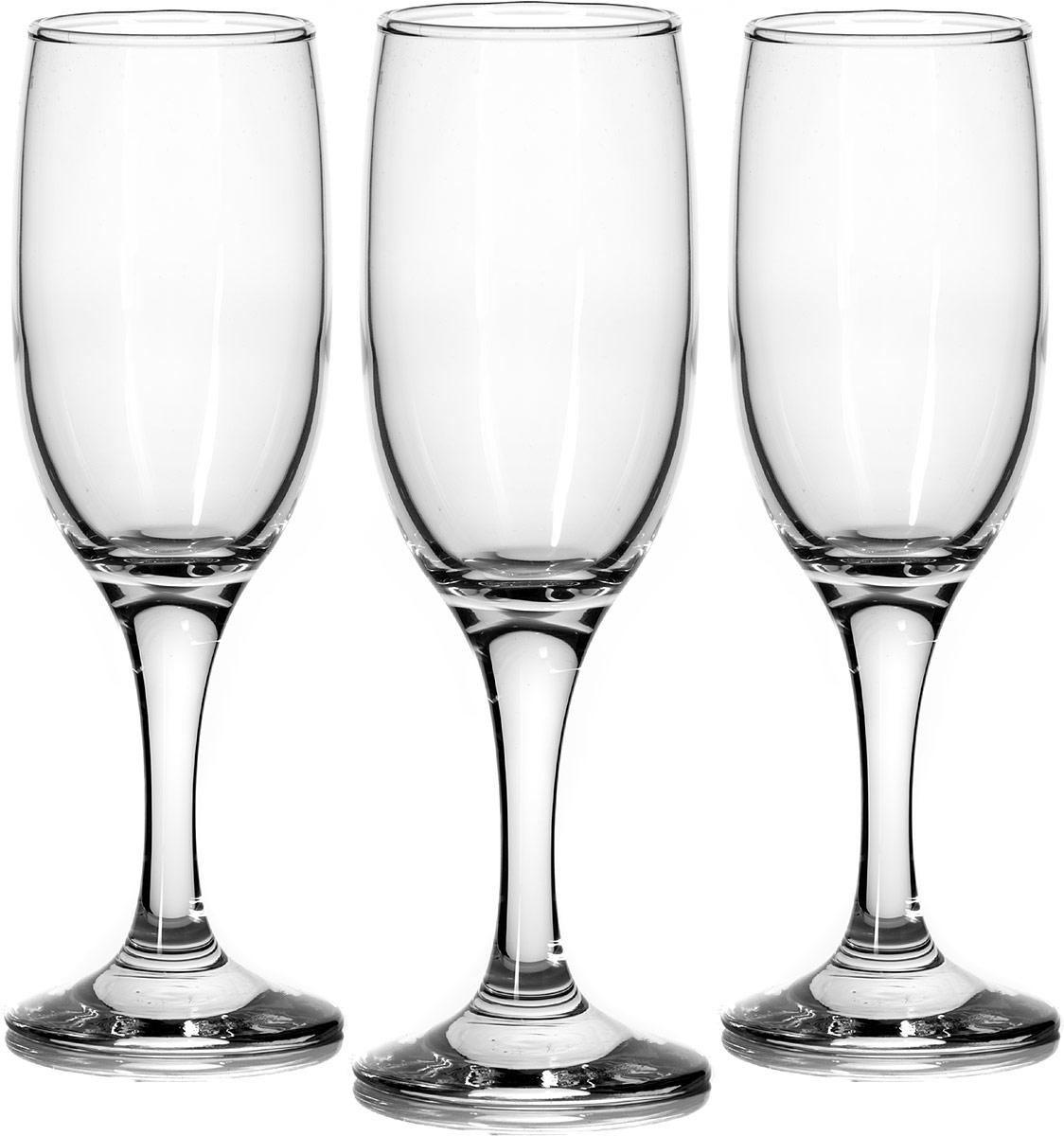 Набор бокалов Pasabahce Бистро, 190 мл, 6 шт набор бокалов pasabahce isabella 65 мл 6 шт