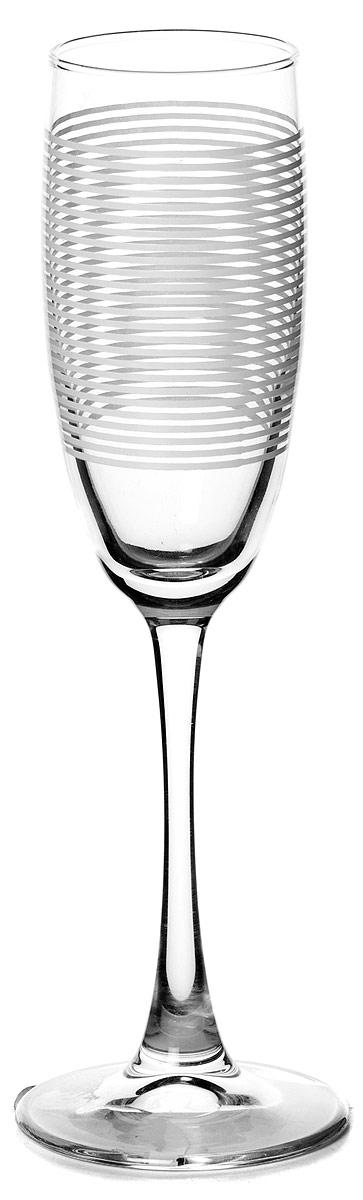 Бокал Pasabahce Лотта, 175 мл44688SLBD14Бокал Pasabahce Лотта изготовлен из качественного силикатного стекла, которое отличается прочностью и износостойкостью. Бокал предназначен для подачи шампанского. Он сочетает в себе элегантный дизайн и функциональность.Благодаря такому бокалу пить напитки будет еще вкуснее. Бокал Pasabahce Лотта прекрасно оформит праздничный стол и создаст приятную атмосферу за романтическим ужином.Высота бокала: 22,5 см.